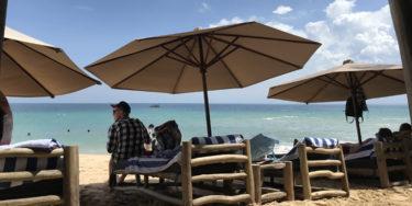 【アヤナリゾート】プライベートビーチ攻略法とクブビーチクラブのススメ