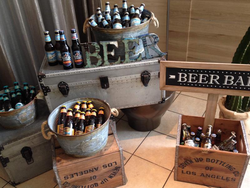 クラシカ横浜結婚式のビールバー