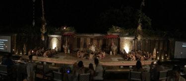 バリ島滞在時間を有効活用!ケチャダンスとバリ料理を楽しめるカンポンバリ【アヤナリゾート】