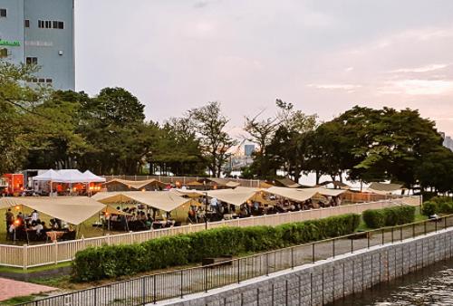 新木場公園バーベキュー広場