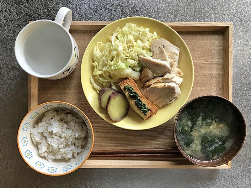 ダイエット中のお昼ご飯