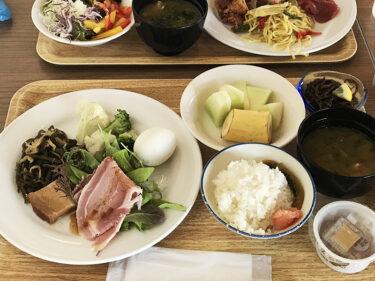 ベッセルホテルカンパーナ沖縄の朝食
